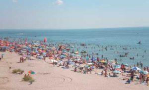 внешний вид пляжа
