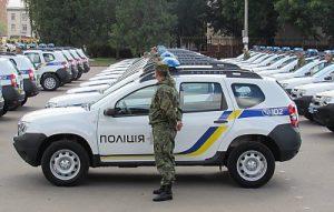 фото полицейского патруля