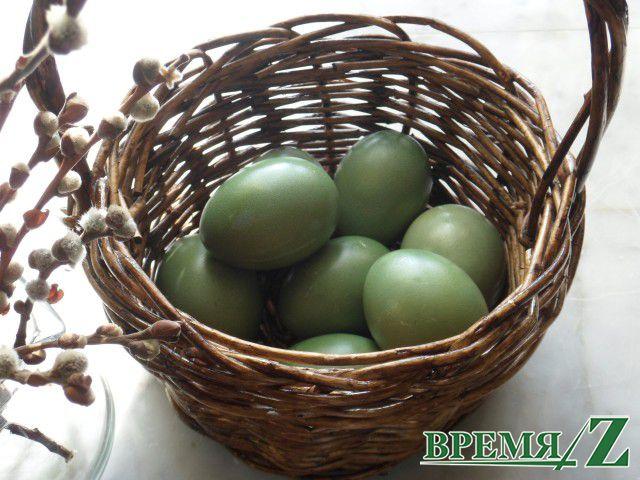 фото пасхальных яиц