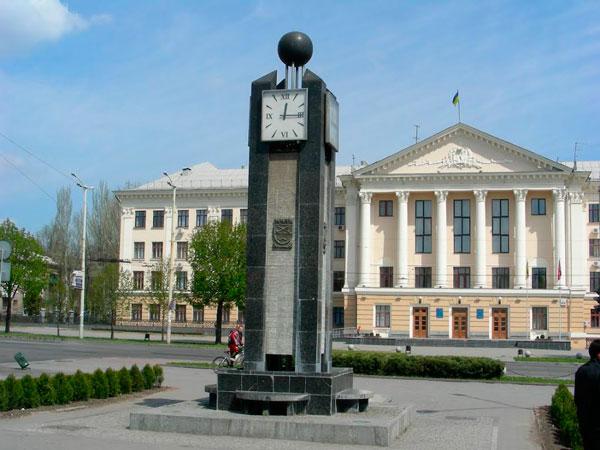 бульвар шевченко запорожье