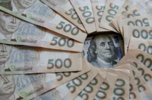 купюры 500 гривен