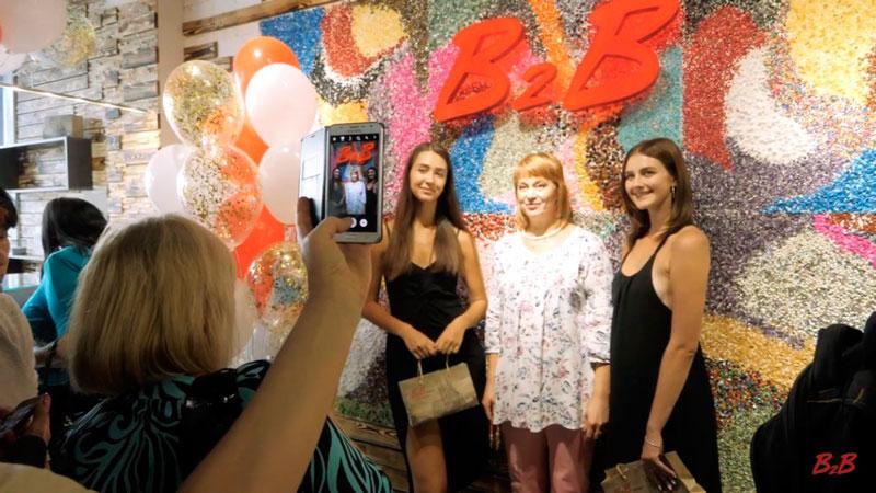 Открытие ювелирного магазина B2B Jewelry в Запорожье