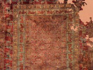 древний армянский ковер