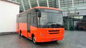автобус Mercedes А09