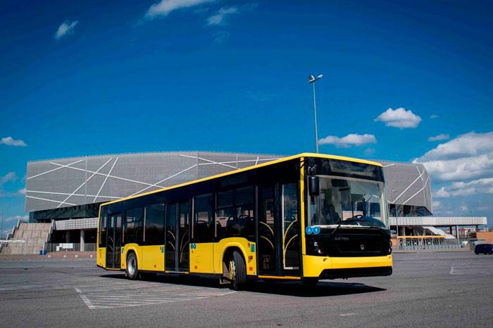 автобус Mercedes А18