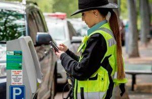 служба инспекторов по парковке фото